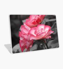 Two-tone Rose Laptop Skin