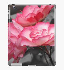 Two-tone Rose iPad Case/Skin