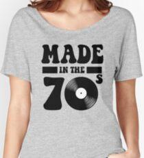 Hergestellt in den 70er Jahren Baggyfit T-Shirt