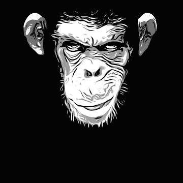 Evil Monkey de Nicklas81