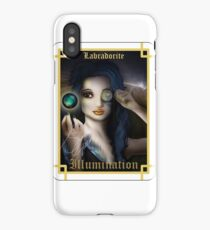 Gemstone Oracle Card - Illumination iPhone Case