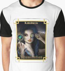 Gemstone Oracle Card - Illumination Graphic T-Shirt