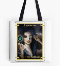 Gemstone Oracle Card - Illumination Tote Bag