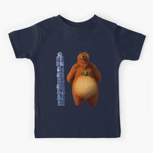 Grizzy y lemmings 2021 Camiseta para niños