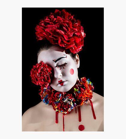 ~ Amorina the Clown ~ Photographic Print