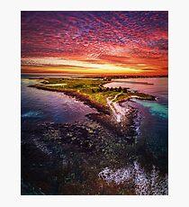 Griffiths Island, Port Fairy Photographic Print