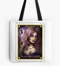 Gemstone Oracle Card - Inner Strength Tote Bag
