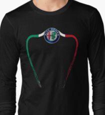 Alfa of Birmingham Tricolore T-Shirt