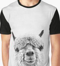 Alpaca Graphic T-Shirt