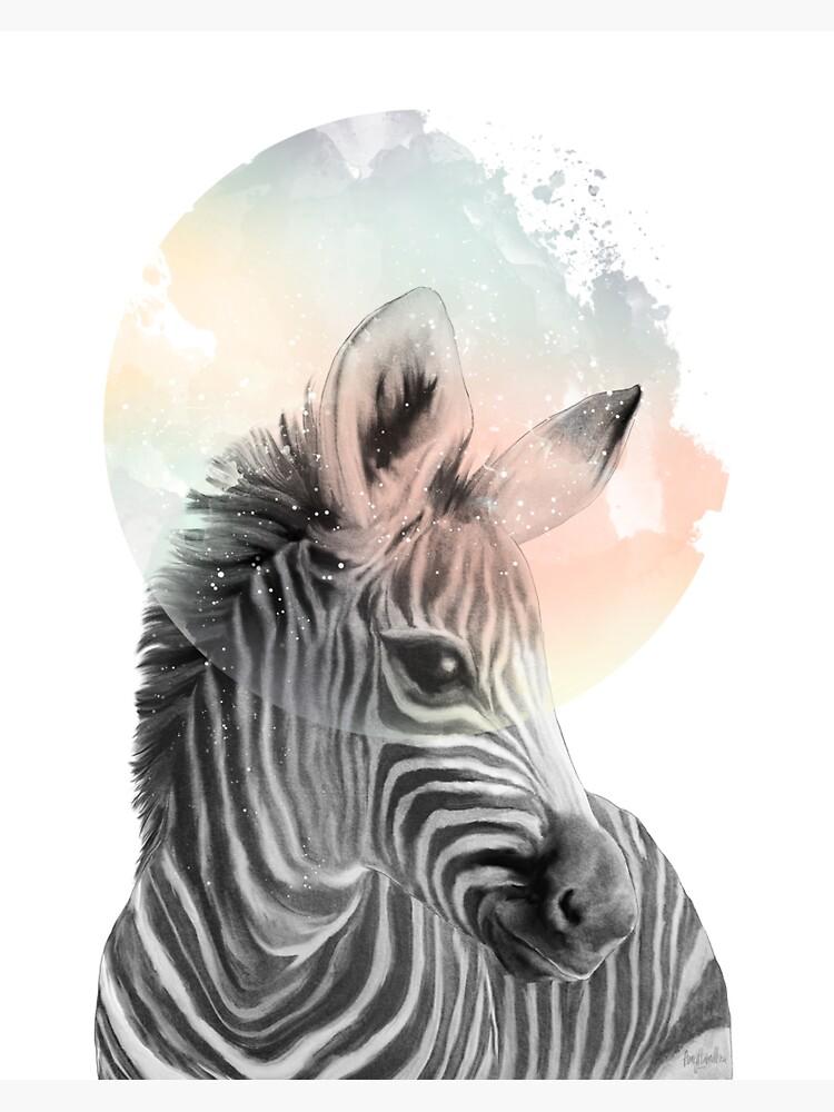 Zebra // Dreaming by AmyHamilton