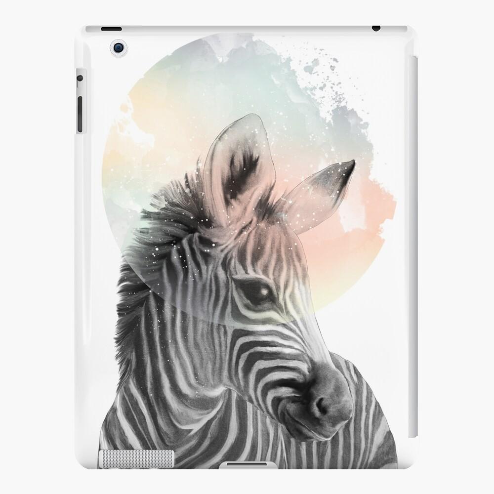 Zebra // Dreaming iPad Case & Skin