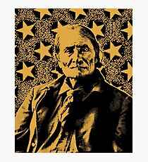 GERONIMO-2 (ALT) Photographic Print