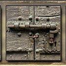 Gubbio Doors by Colin Metcalf