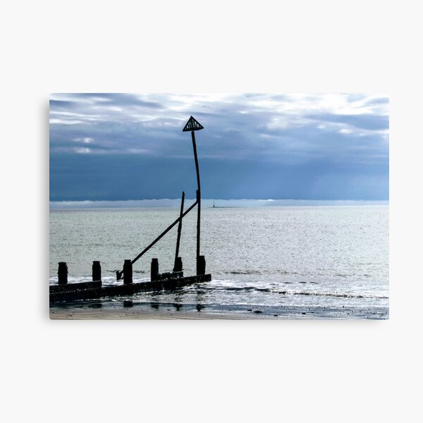 By the Seaside 3 Canvas Print