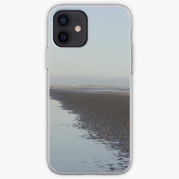 Irish Coast in Winter iPhone Soft Case