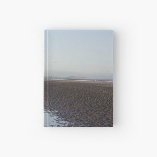 Irish Coast in Winter Hardcover Journal