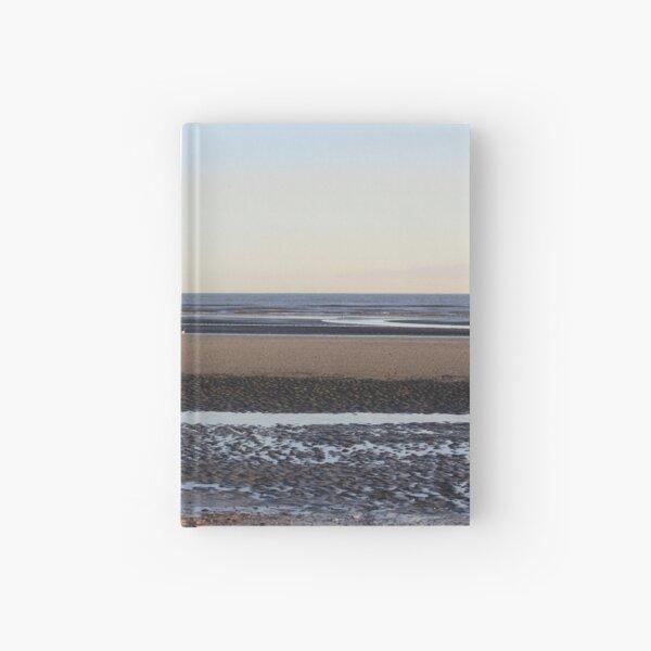Morning on the Irish Coast in Spring Hardcover Journal