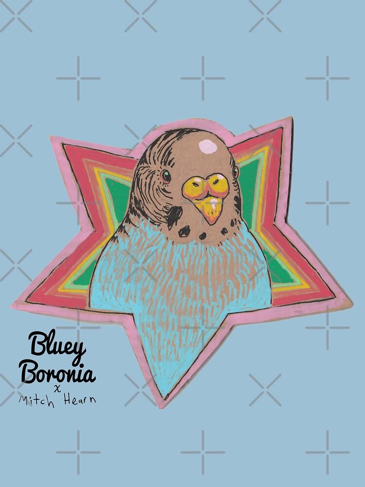 Bluey Boronia x Mitch Hearn (2020) by Bluey-Boronia