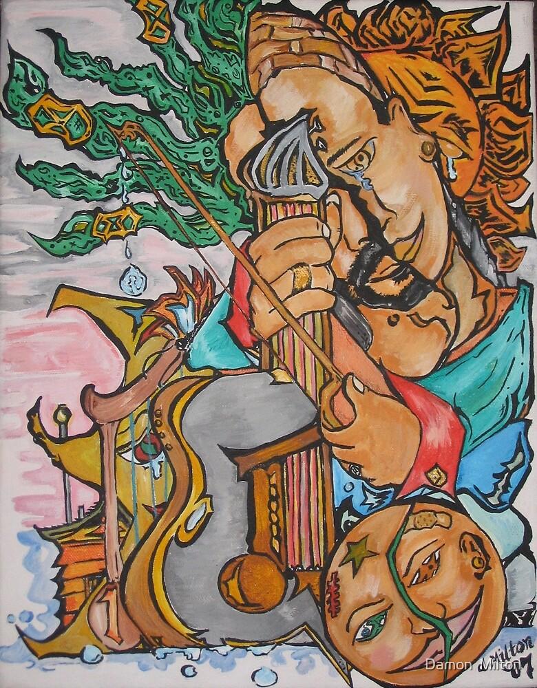 harmony of music by damon  milton