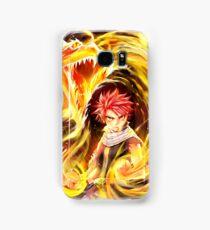 Fairy Tail - Natsu Dragon Slayer Samsung Galaxy Case/Skin