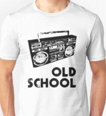 Old School - Boom Box  T-Shirt