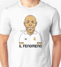 Ronaldo Luiz, Real Madrid T-Shirt