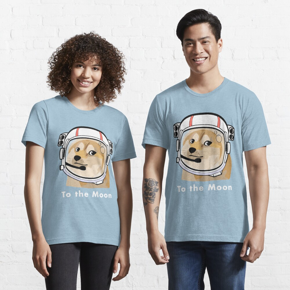 Doge to the moon Essential T-Shirt