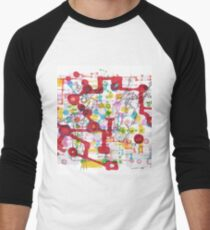 Learning Circuit Baseball ¾ Sleeve T-Shirt