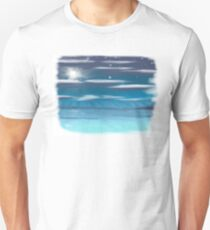 Midnight run on the North channel T-Shirt