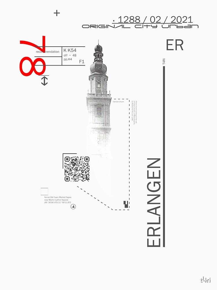 Erlangen von t4ri