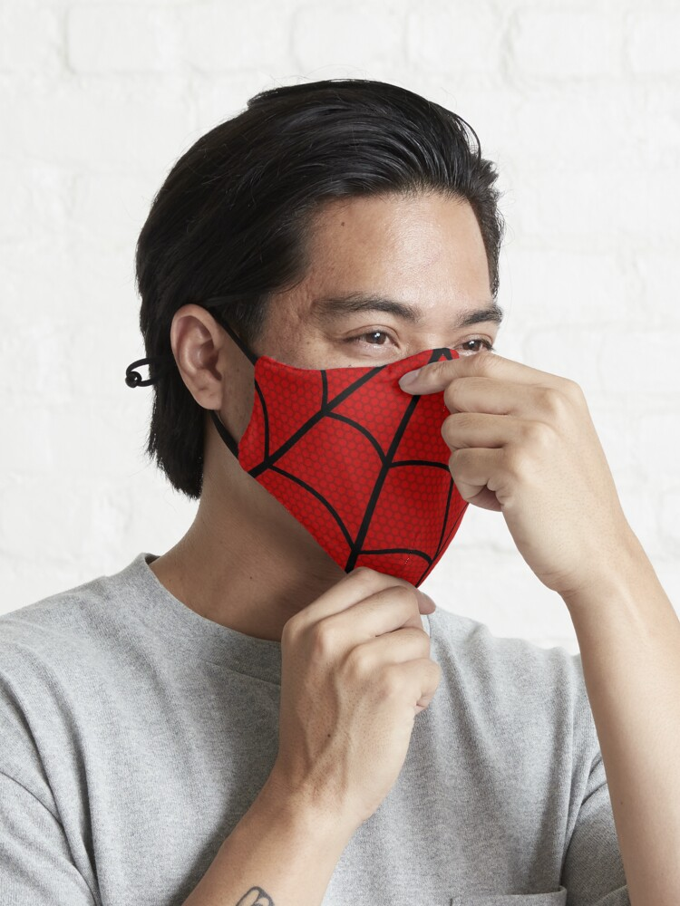 Alternate view of Spider Classic Mask