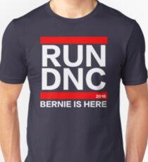 RUN DNC - Bernie Sanders parody shirt Unisex T-Shirt