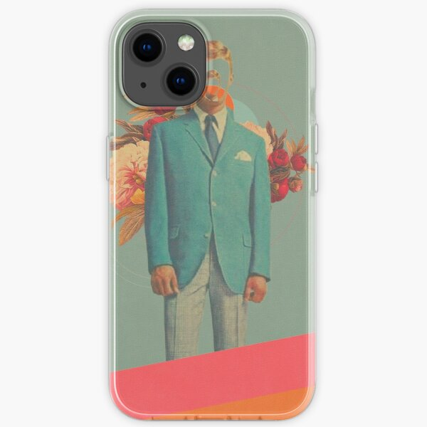 Absent Through my Adultness iPhone Soft Case