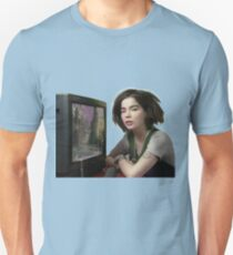 Bjork AESTETIC tv T-Shirt