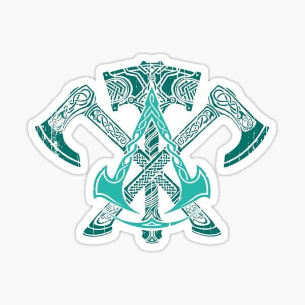 Assassin's Creed Valhalla Sticker