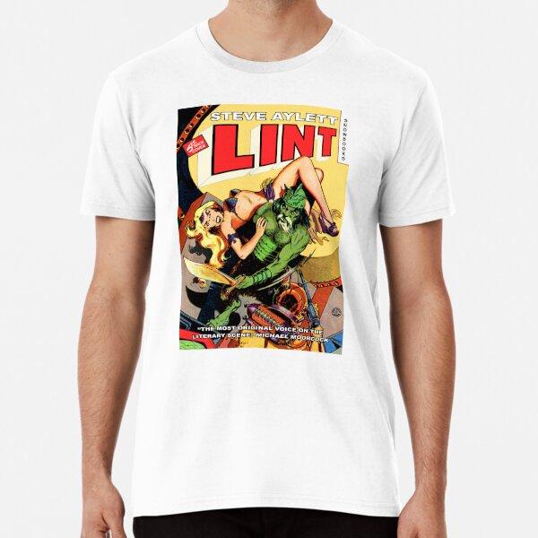 Lint book cover Premium T-Shirt