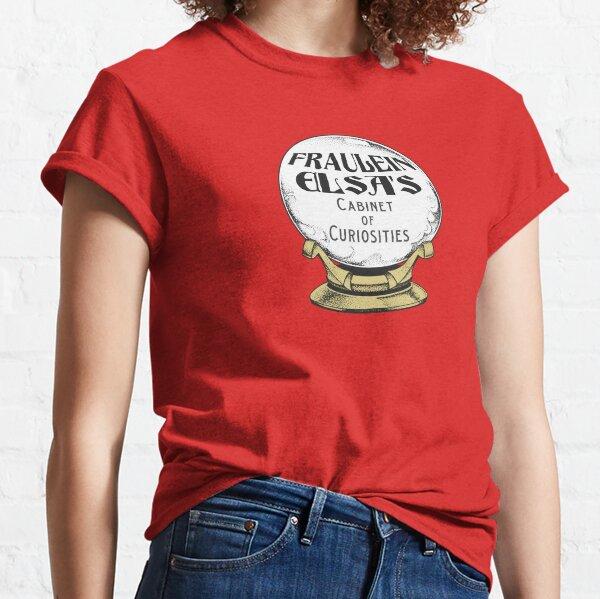 Fraulein Elsa's Cabinet of Curiosities Classic T-Shirt