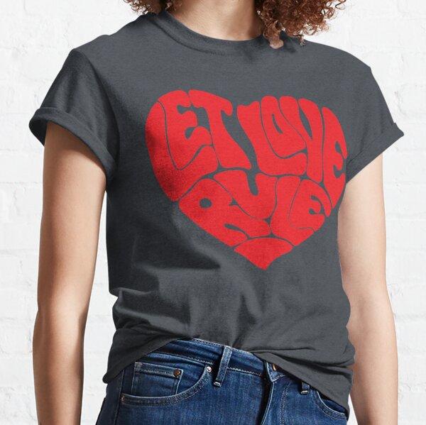 Let Love Rule - Lenny Kravitz Classic T-Shirt