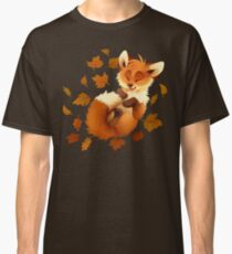 Playful Fox Classic T-Shirt