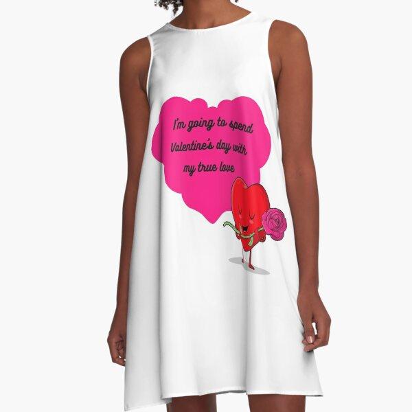VALENTINE A-Line Dress