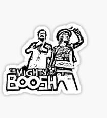 The Mighty Boosh Sticker