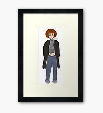 Molly Weasley Framed Print