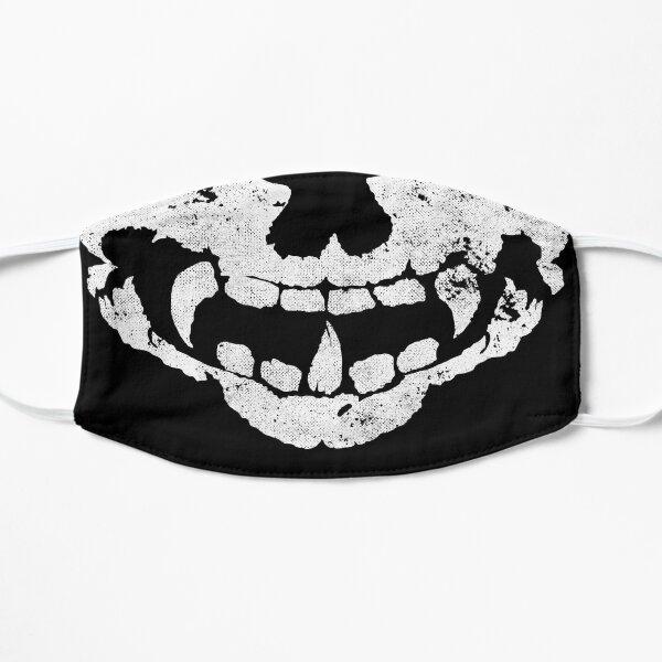 masque d'élément splat crâne Masque sans plis