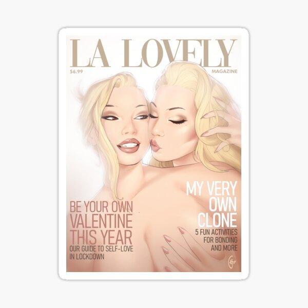La Lovely - Self-Love Sticker