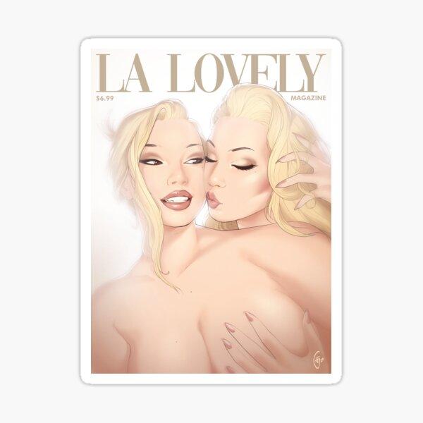 La Lovely - Self-Love Deluxe Sticker