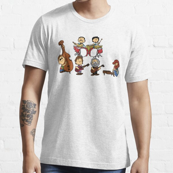 Peanuts meet the Dead Essential T-Shirt
