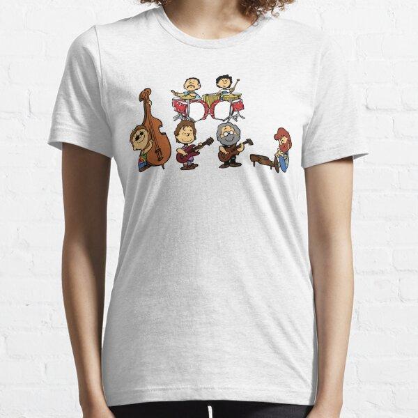 Peanuts meet the Dead Essential T-Shirt