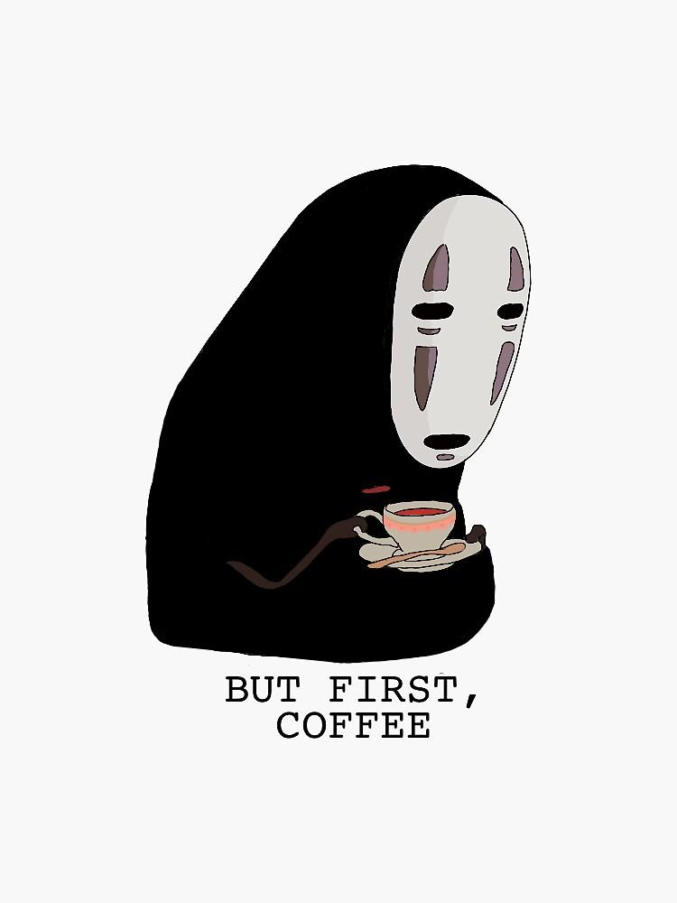 NoFace coffee  by thatgirllalison