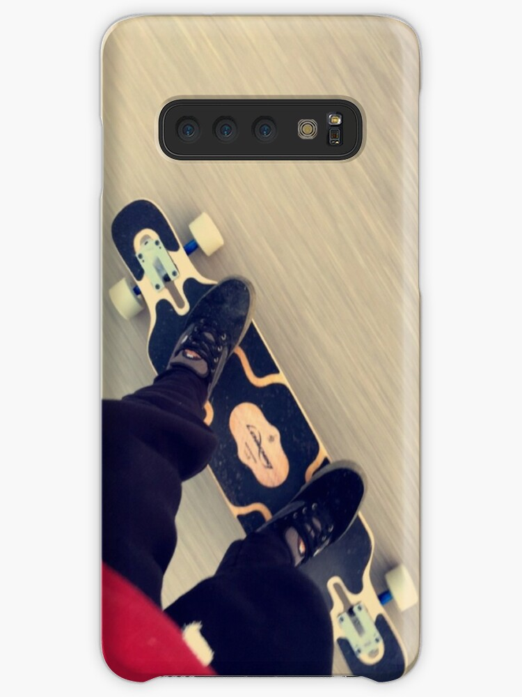 'Loaded Dervish Sama ~ Longboard' Case/Skin for Samsung Galaxy by Straider