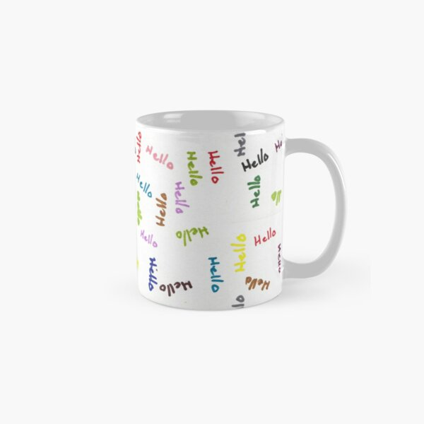 Hello Classic Mug